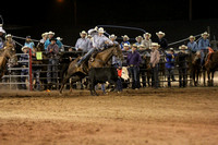 Deer Lodge 8-14-2015 Team Roping