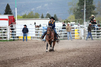 UM College Rodeo Slack Goats May 9 2014