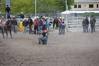 UM College Rodeo Slack Tie Down May 9 2014