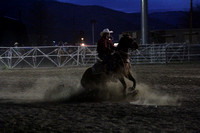 UM College Rodeo Perf Tie Down May 9 2014