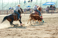 SWYRA Finals Team Roping
